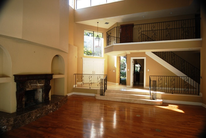 Living Room/Entry/Stairs