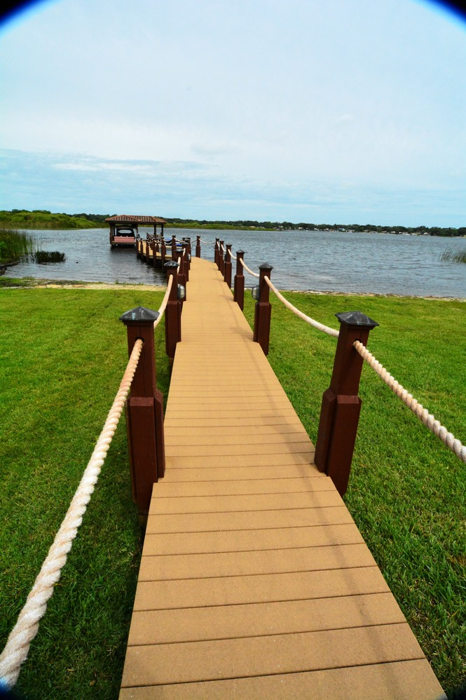 Boardwalk to Dock