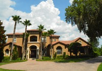 Stunning Lakefront Estate on The Conway Chain of Lakes Orlando Florida