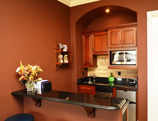 Game Room Kitchenette