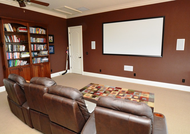 Theater Game Room