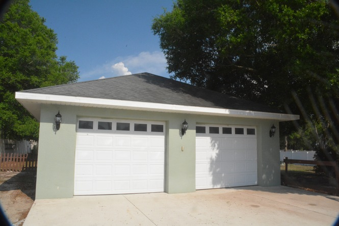 Additional Detached Garage