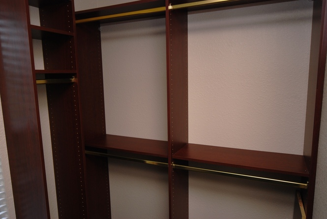 MBr Closet Additional Built In